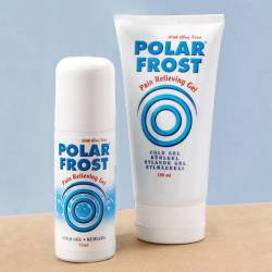 "Gel frío polar frost ""gel"" 150 ml"