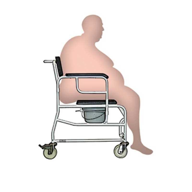 Comprar silla para ba o y ducha xl samoa ayudas din micas por solo - Silla de ducha ...