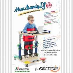 Bipedestador infantil Mini Standy DJ