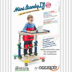 Bipdestador Mini Standy DJ