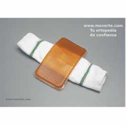 Protector de gel para codos o talones