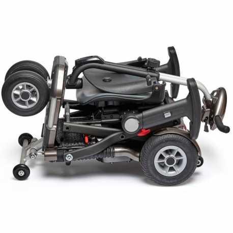 Scooter electrico I Brio Plus plegado super facil
