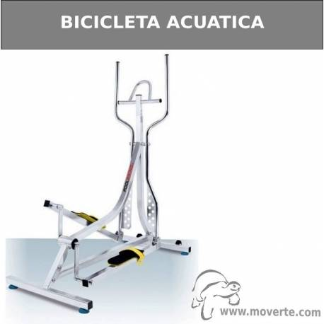 Bicicleta elíptica acuática Referencia