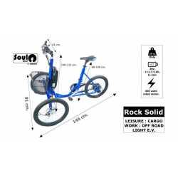 Nuevo Triciclo Eléctrico SUV Soul