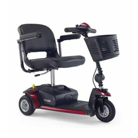 Scooter electrico para minusvalidos Go-Go 3 Ruedas