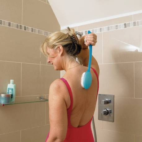 Cepillo 'Body brush' para higiene en la ducha
