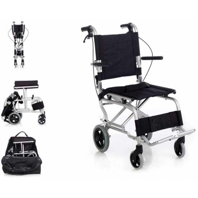 Aluminio Online De Ortopedia Comprar Silla Tránsito Minitrans kn0wOP