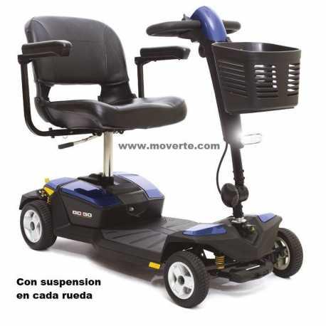 NUEVO Scooter GOGO-LX con suspensión