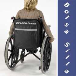 Bolsa Splash para sillas de ruedas