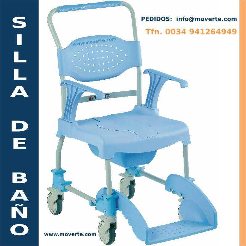 Comprar la mejor silla de ba o con inodoro al mejor precio moem - Silla de ruedas con inodoro ...