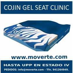 Cojín Antiescaras Grado IV Gel Seat Clinic