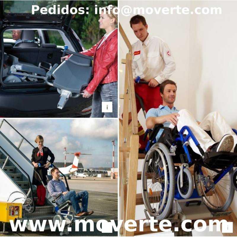Comprar silla subeescaleras liftkar1 ortopedia online for Silla sube escaleras manual