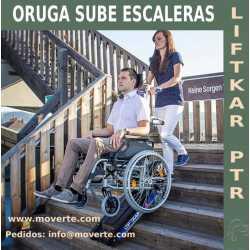 Oruga sube-escaleras eléctrica Liftkar