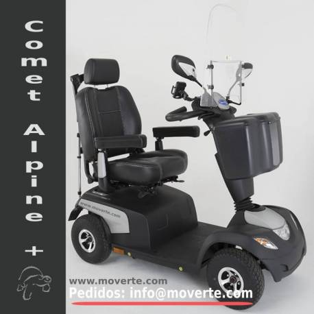 Scooter Comet alpine plus