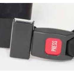 Cinturón con hebilla Invacare