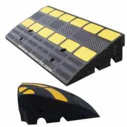 Rampa super resistente para aceras o escalones. Capacidad hasta 40 Tn.