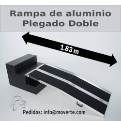 RAMPA PLEGABLE 91,50 CM LONGITUD