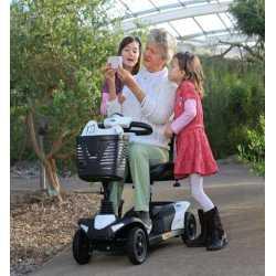 Nuevo modelo scooter eléctrico Colibri