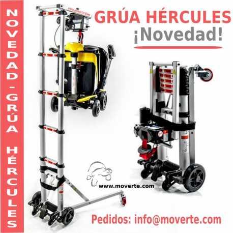 Grúa Hércules para scooter eléctricos