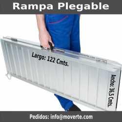 Rampa Plegable 1.22m Super Adherente
