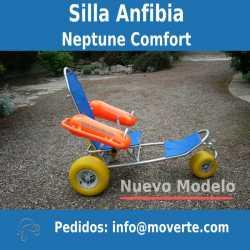 Silla anfibia discapacitados Neptune Comfort