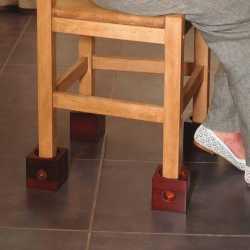 Elevadores de muebles fabricado en madera