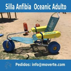 Silla Anfibia Oceanic Atlantic Adulto