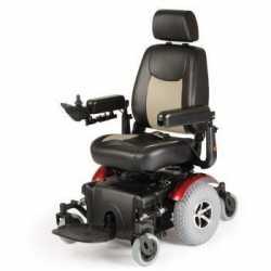Silla de ruedas electronica R320