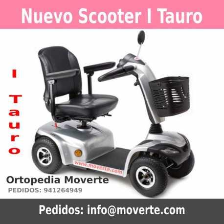 Scooter eléctrico para discapacitados I Tauro