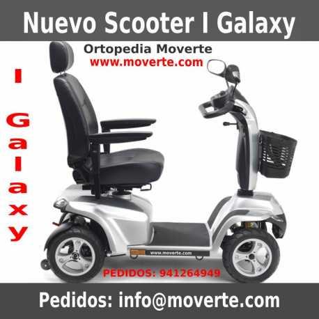 Scooter eléctrico para minusvalidos - I-Galaxy