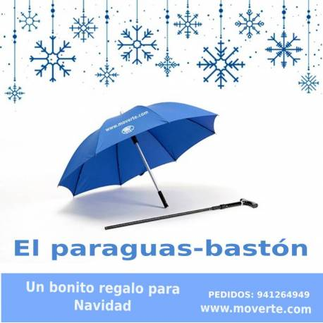 Bastón Paraguas