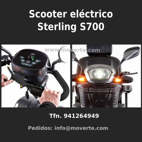 Scooter Sterling S700