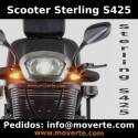 Scooter eléctrico con suspensión S425