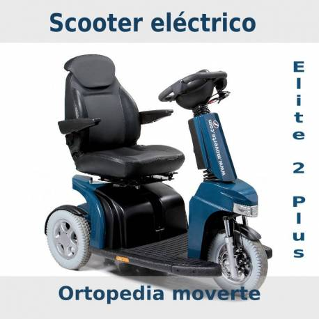 Scooter Elite 2 PLUS Otopedia Moverte