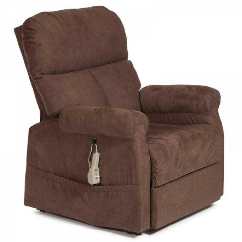 Comprar sill n relax reclinable con elevador cocoa por solo 687 - Sillon gravedad cero ...