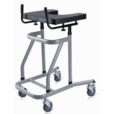 Andador rollator con apoyo antebrazo Nolimit