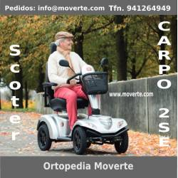 Scooter Eléctrico Carpo 2 Special Edition