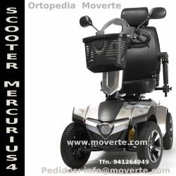 Scooter eléctrico Mercurius 4 Limited Edition
