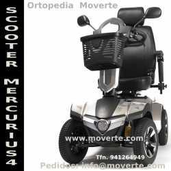 Scooter eléctrico Mercurius 4 Limited Edition