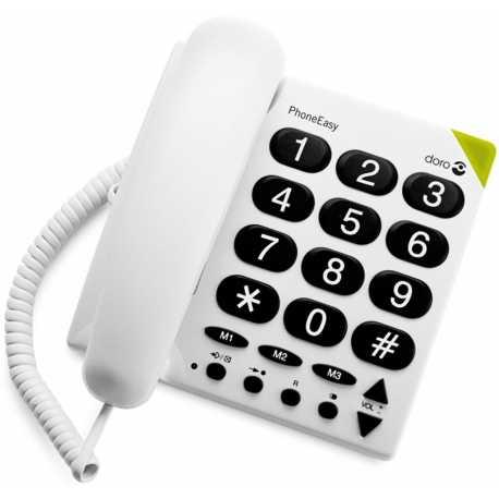 Telefono De Teclas Grandes 'Phone Easy 311C'