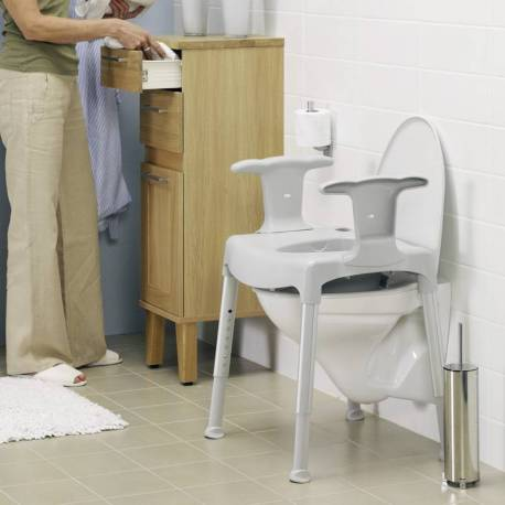 Silla De Baño Comode Práctica Ad500