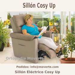 Sillón eléctrico y elevación Cosy Up