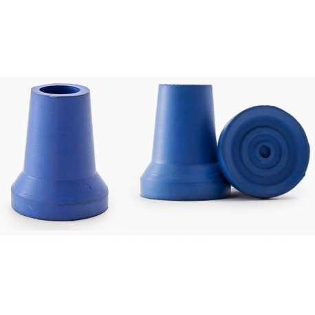 Contera azul ø 19 mm.  -rebotec-