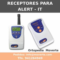 Receptor inalámbrico-Alert-it