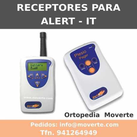Receptor inalámbrico-Alert-it