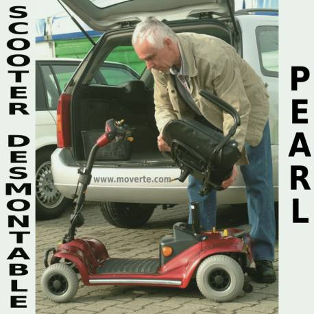 Scooter Pearl - Sunrise Medical