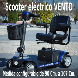 Scooter Vento Medida configurable