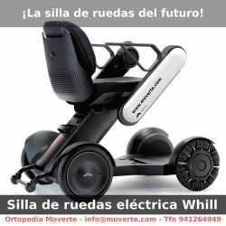 Silla de ruedas eléctrica Whill