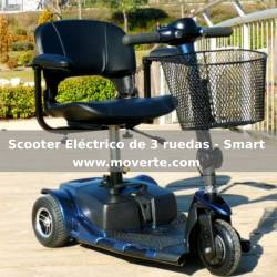 Scooter Smart 3 ruedas