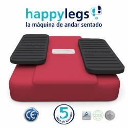 Happylegs Rojo + Correas